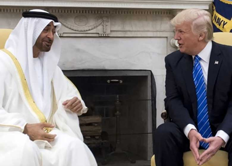 آمریکا و امارات توافقنامه همکاری دفاعی امضا کردند