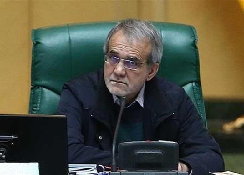 پزشکیان: تاکنون تصمیمی برای کاندیداتوری ریاست مجلس نگرفتهام