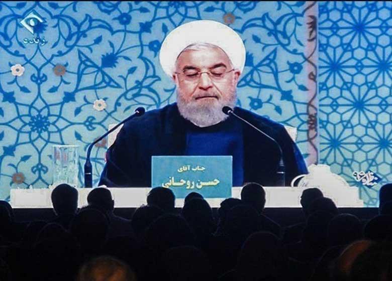 روحانی در مناظره دیروز: وعده ندادم + لیست نجومی ۴۱۴ وعده روحانی در ۶۰ روز