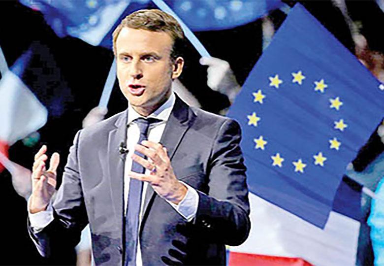 خرابکاری در انتخابات فرانسه