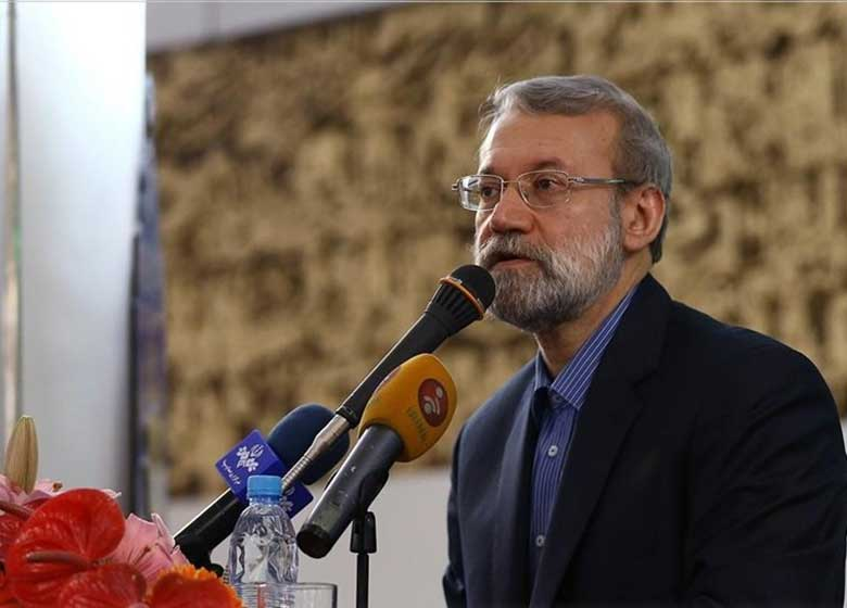 لاریجانی: ایران به سقف مطالباتش در توافق هستهای نرسید