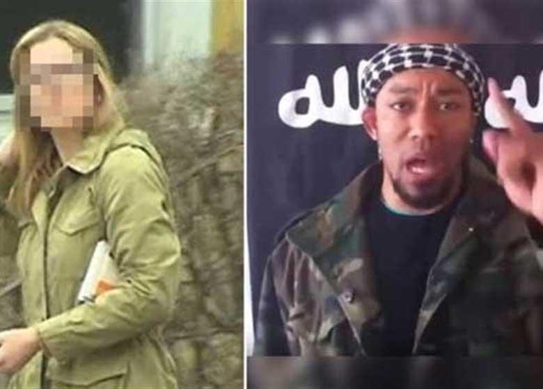 """ازدواج مترجم """"اف بی آی"""" با یک داعشی آلمانی"""
