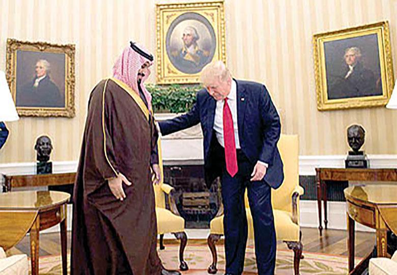 سه پیام سفر ترامپ به عربستان برای ایران