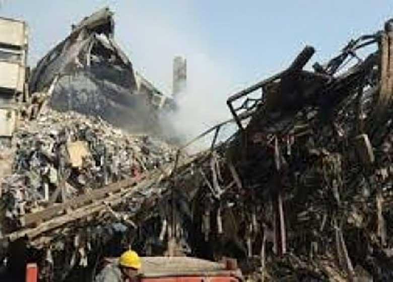 نامه رسیدگی به پلاسکو در بایگانی شهرداری منطقه/ بودجه ۵۰ هزار میلیاردی جان آتشنشانان را نجات نداد