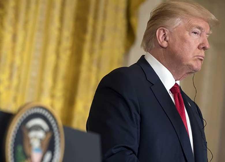 ترامپ به دلیل حمله به سوریه دادگاهی می شود