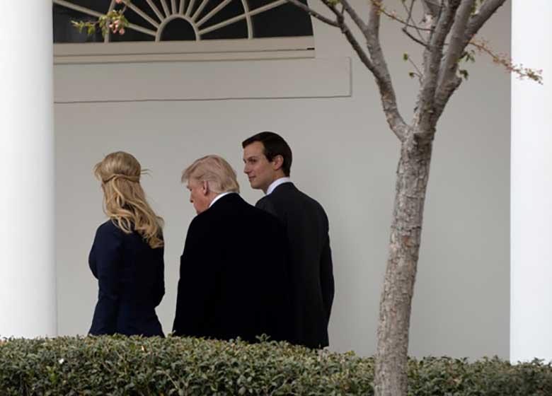 بحرانی تازه در عرصه سیاسی آمریکا/ پای داماد ترامپ هم به میان آمد