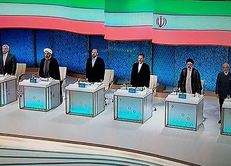روزنامه جمهوری اسلامی:این مناظره نیست محاکمه شرم آور نظام جمهوری اسلامی است