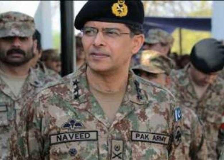 سفر رئیس سازمان اطلاعات ارتش پاکستان به افغانستان