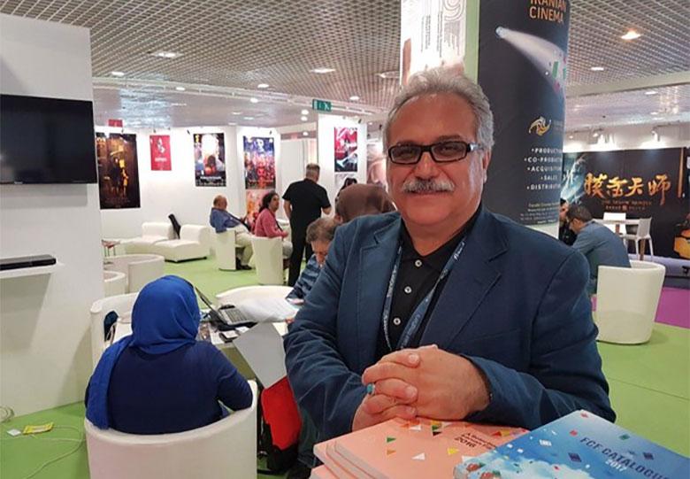 چتر سینمای ایران در کن به روایت اسفندیاری