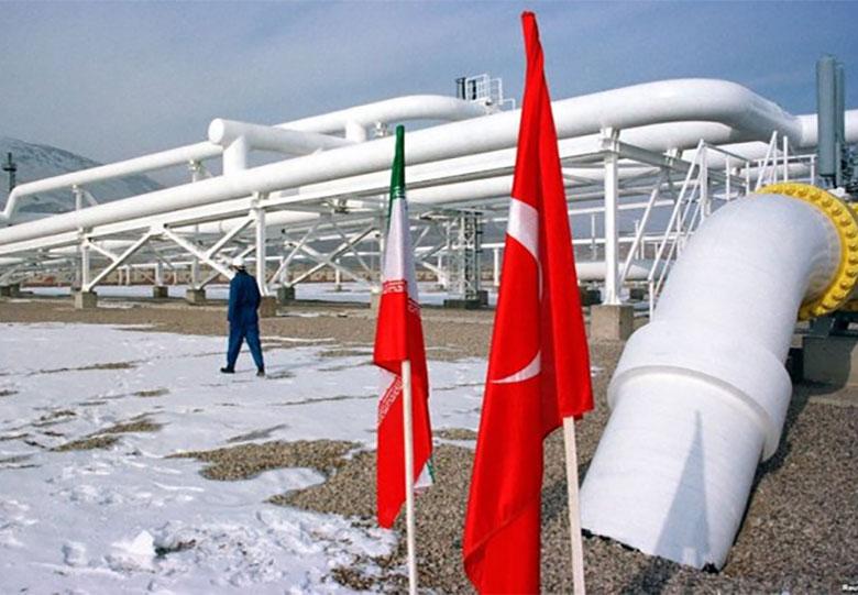 کاهش۱۳.۳درصدی قیمت گازصادراتی به ترکیه