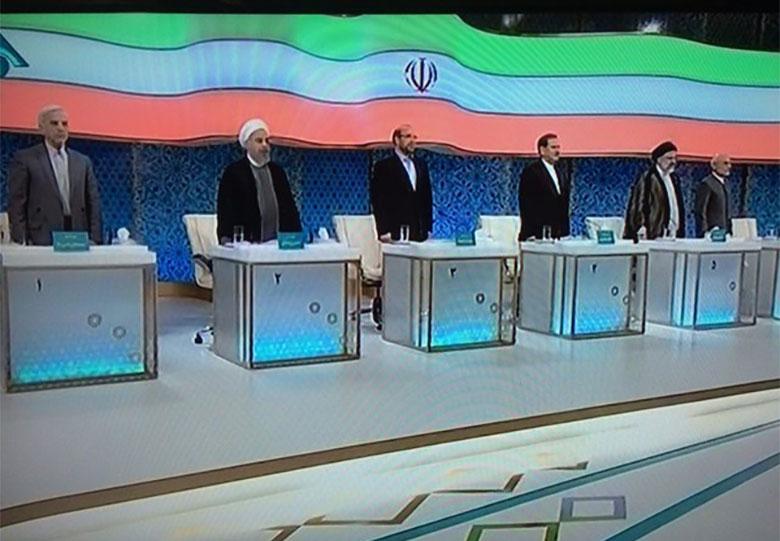 برنامههای امروز نامزدهای انتخابات در صداوسیما