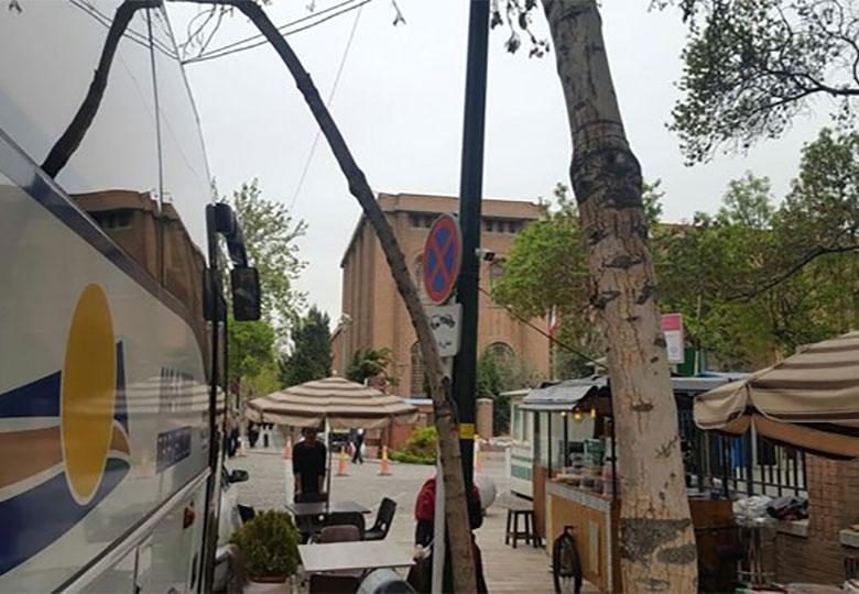 کافههای سیار، مهمان ناخوانده خیابان سیتیر
