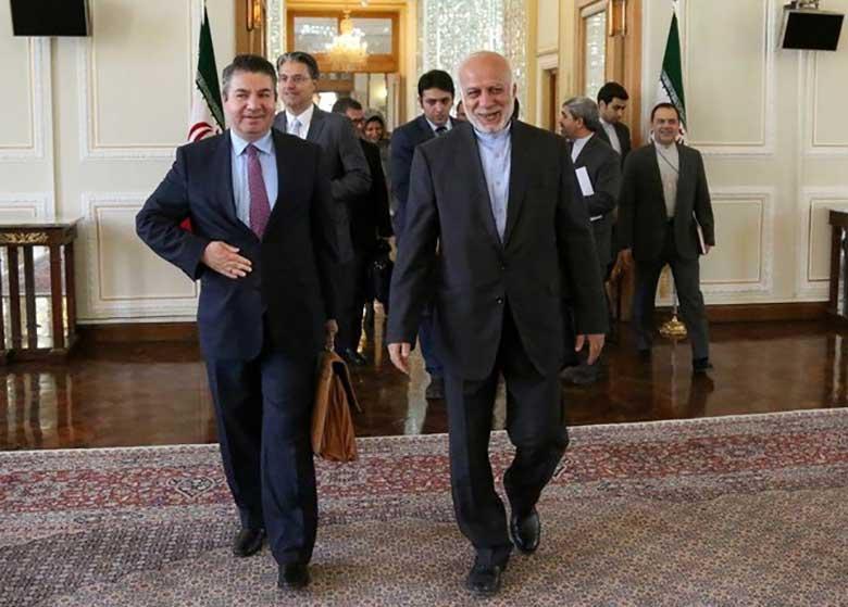 کمیته رایزنیهای سیاسی ایران و ترکیه برگزار شد