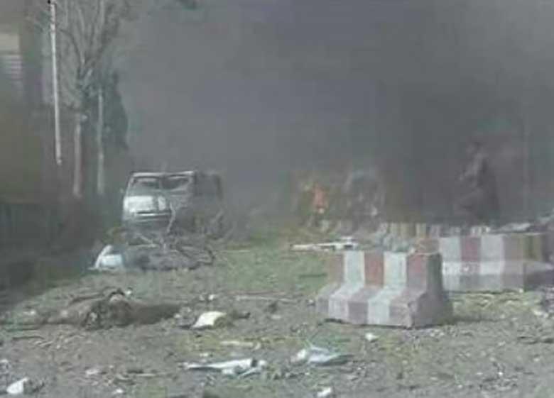 انفجار در مرکز کابل / ۶۰ نفر کشته شدند