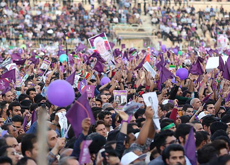 بازتاب پیروزی حسن روحانی در انتخابات ریاستجمهوری در رسانههای غربی