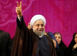 گفتگوی تلویزیونی حجتالاسلام روحانی رئیسجمهور منتخب با مردم + فیلم