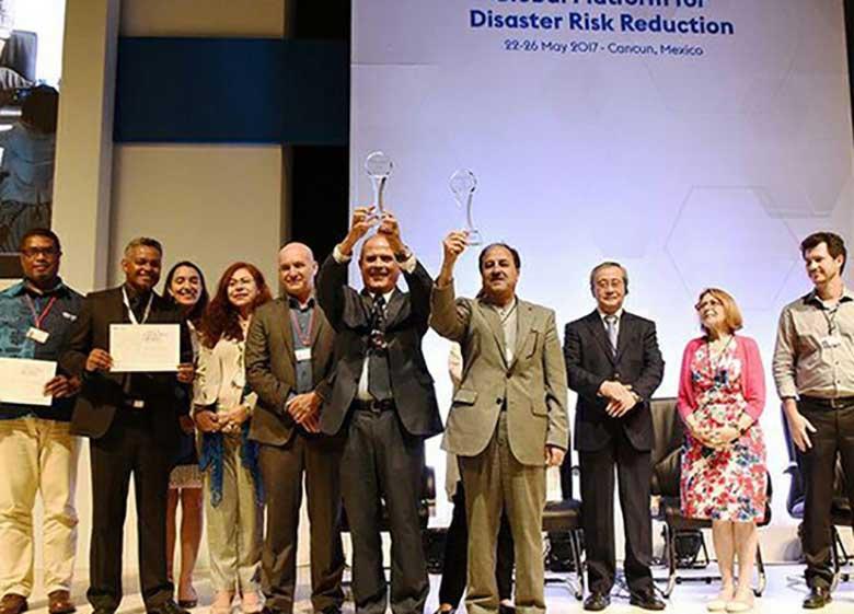 اعطای جایزه بینالمللی دو سالانه «ساساکاوا » به ایران