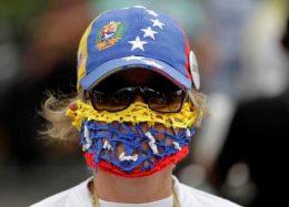 عجیبترین چهرهها در تظاهرات ضد دولتی ونزوئلا