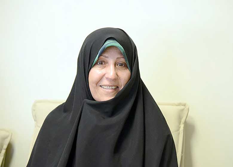 فاطمه هاشمی: با رای به روحانی پیشبرد امید و عقلانیت را ادامه دهیم