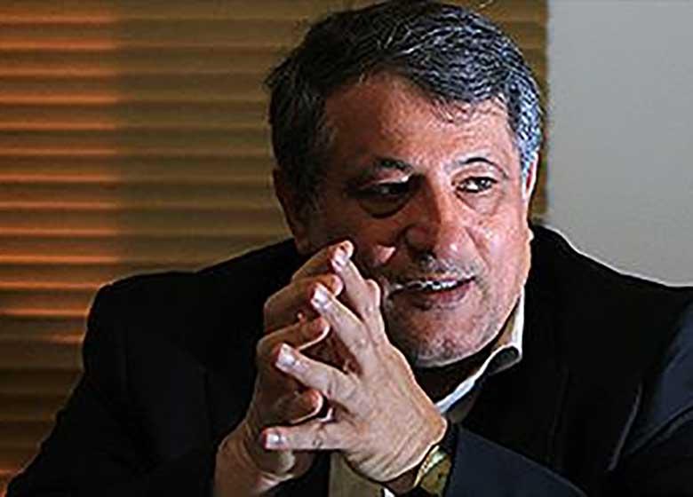 تلاش ناکام چهره وابسته به ستاد یکی از نامزدها برای اخلال در سخنرانی محسن هاشمی