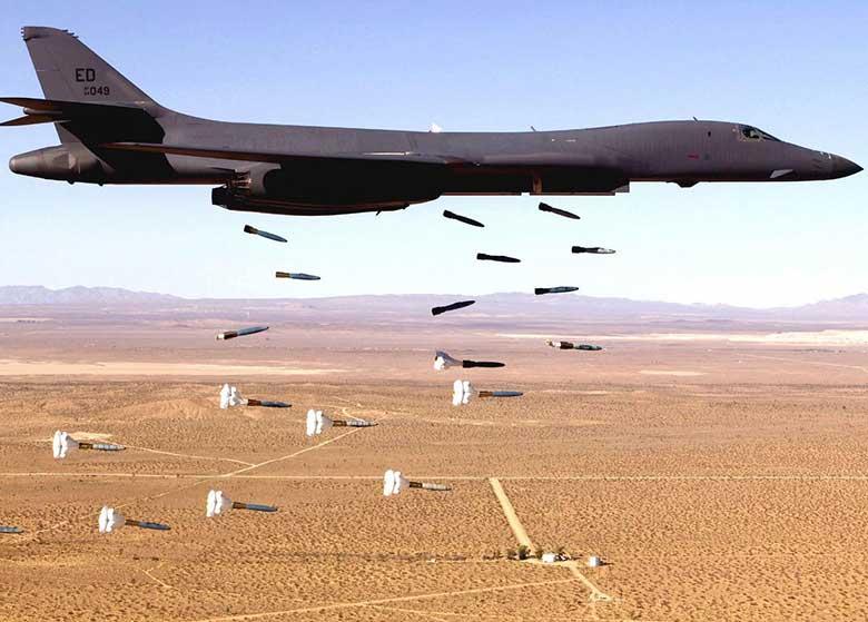پرواز بمب افکنهای آمریکایی، شبه جزیره کره را در آستانه جنگ هستهای قرار داده است