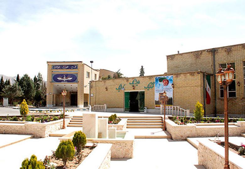 ناپایداری دیوارهای موزه و آتشکده کرمان