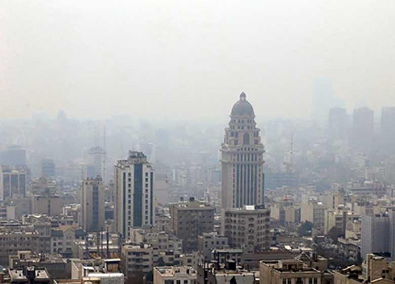 نابودی۷۰ درصد پوشش گیاهی تهران در طول ۶۰ سال