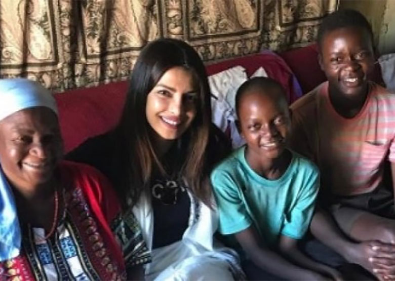 ستاره بالیوود در زیمبابوه: از خشونت علیه کودکان حیرت کردم