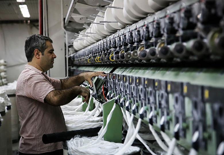 صنعت نساجی در آستانه ورشکستی کامل