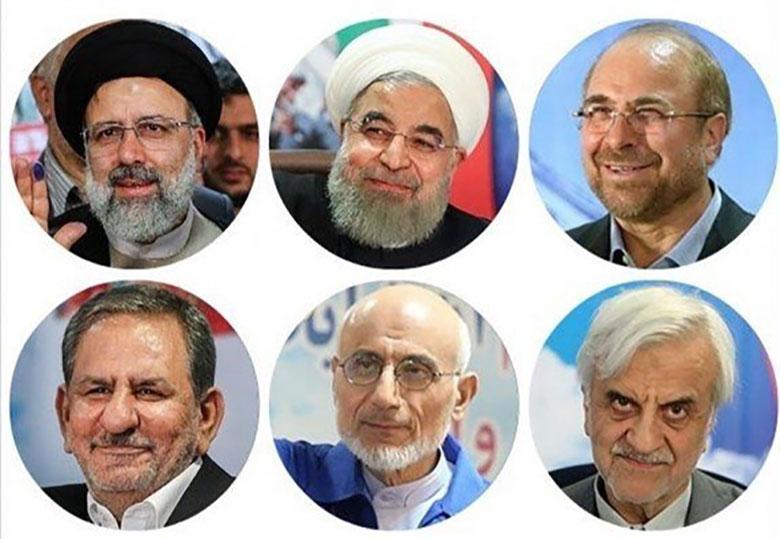 برنامه تبلیغاتی ۳ نامزد انتخاباتی در روز پنجشنبه