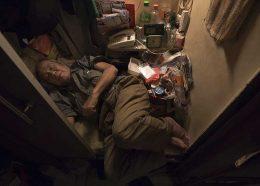 تصاویر : خانههای تابوتی در هنگ کنگ