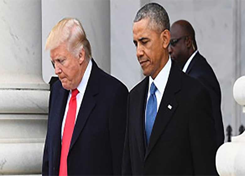هشدار اوباما درباره فلین به ترامپ