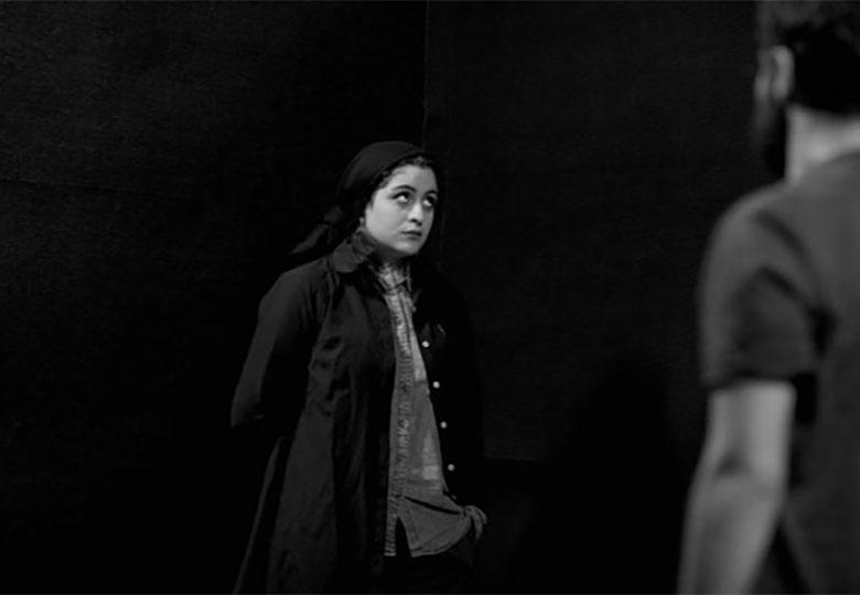 نمایشی با نگاه به سینمای تارانتینو