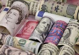 کاهش نرخ دلار آمریکا و تقویت یورو بانکی