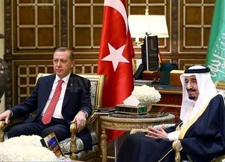 لغو قرارداد تسلیحاتی ترکیه و عربستان