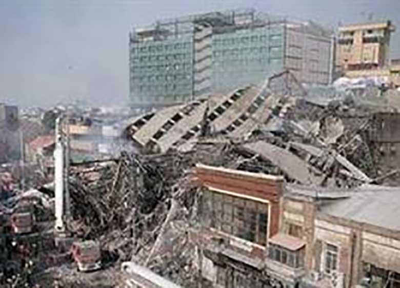 آخرین وضعیت ساخت ساختمان پلاسکو