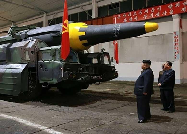 کرهشمالی ابرقدرت موشکی آسیا است