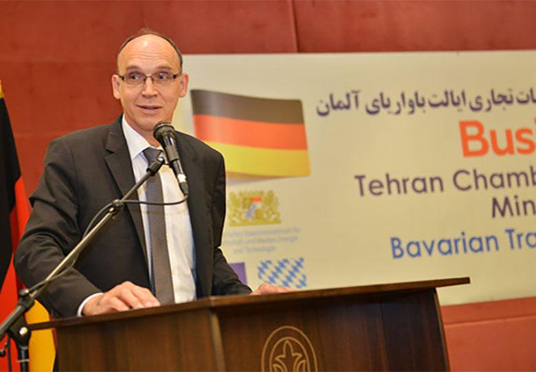 افتتاح شعب دو بانک ایرانی در آلمان