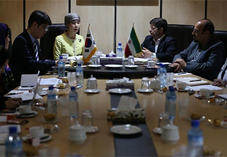 امضای تفاهمنامه فرهنگی گامی عملی برای توسعه روابط ایران و کره جنوبی است