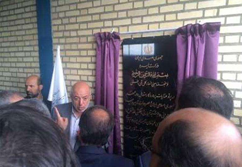 شبکه آبیاری و زهکشی ناحیه عمرانی دوم سد خداآفرین افتتاح شد