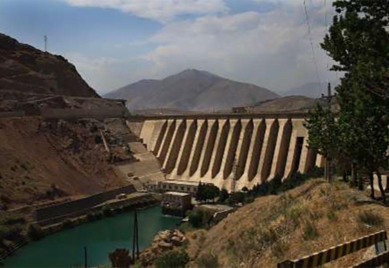 آخرین وضعیت سدهای استان تهران