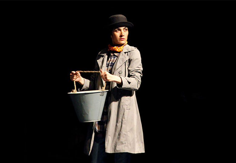 تماشاگر اندیشمند تئاتر عنصر متعالی جامعه است