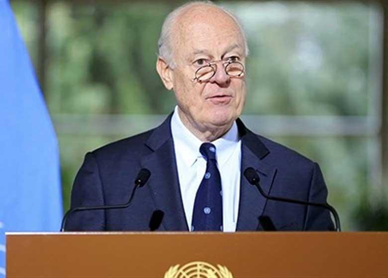 دور بعدی مذاکرات ژنو درباره سوریه ۲۶ اردیبهشت برگزار میشود