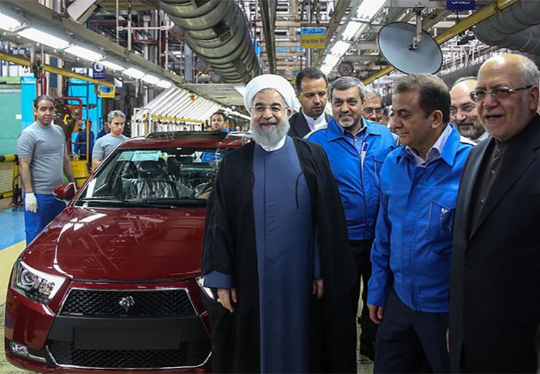 صنعت خودرو چگونه بینالمللی میشود؟