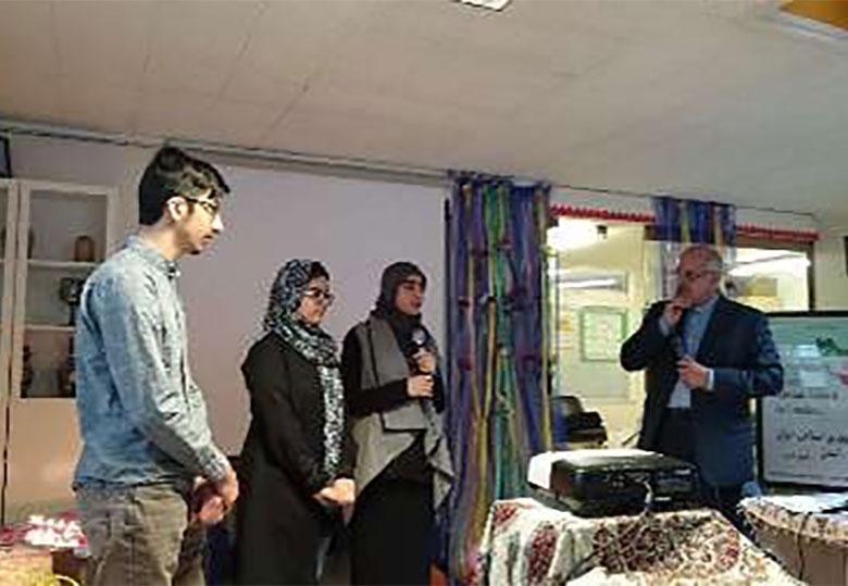 آیین بزرگداشت روز معلم در مجتمع آموزشی جمهوری اسلامی ایران در لندن برگزار شد