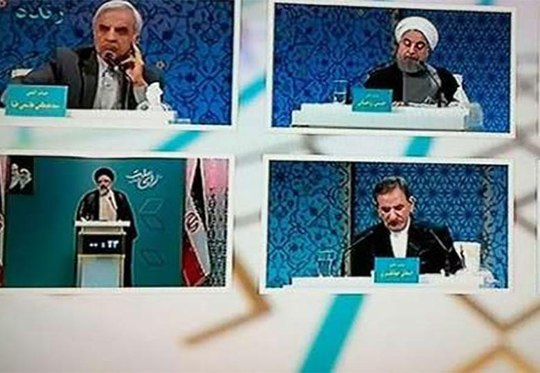 نامزدهای ریاست جمهوری سه روز مانده به انتخابات در صداوسیما