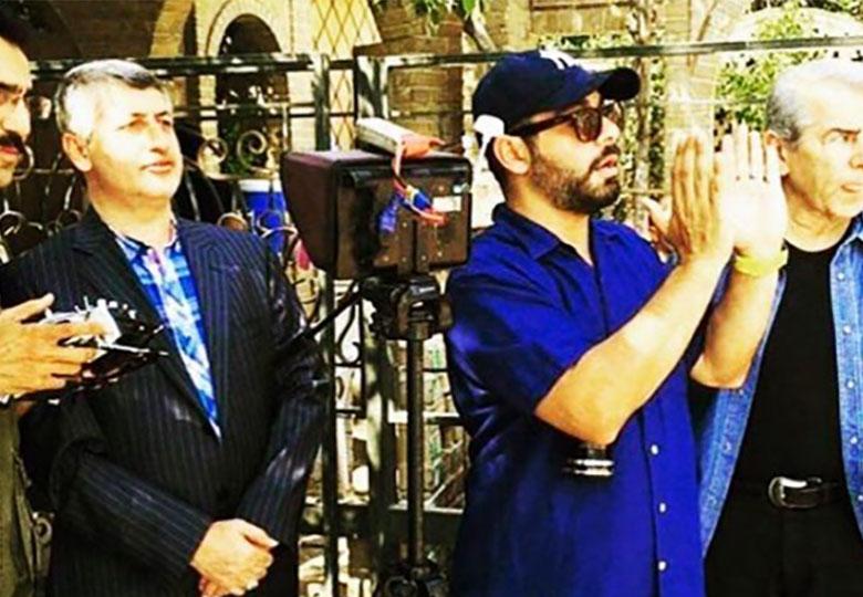سام قریبیان همایش فیلمنامهنویسی و بازیگری در قاب دوربین برگزار میکند