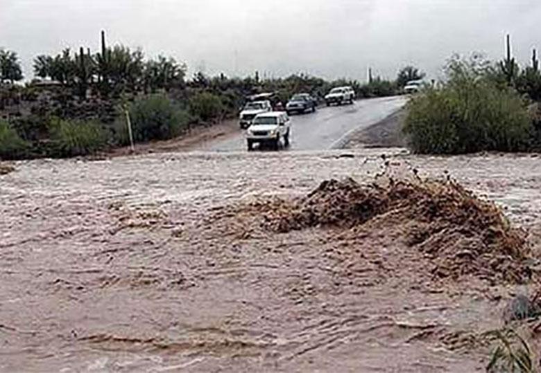 پیش بینی توفان تندری، رگبار شدید و سیلاب های ناگهای در برخی نقاط کشور