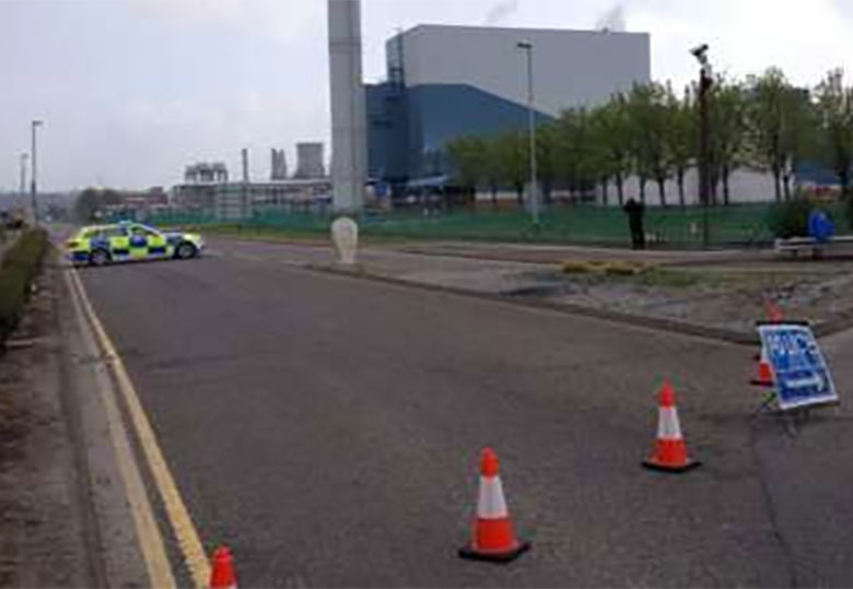 تخلیه یکی از بزرگترین پالایشگاه های نفت اسکاتلند به دنبال حادثه نشت گاز