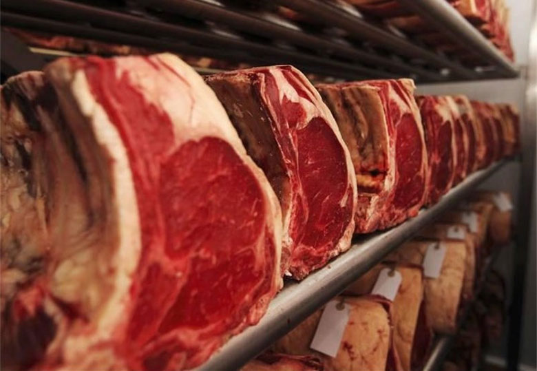 ۶۰ هزار تن گوشت یخی نیوزیلند در راه ایران